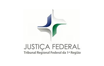 logotipo TRF1