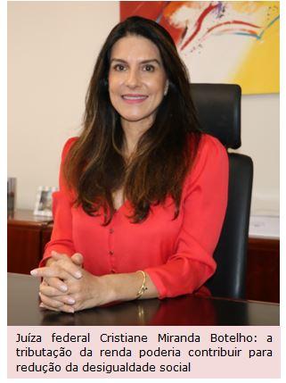 Juíza federal Cristiane Miranda Botelho