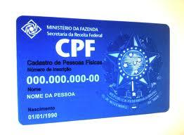 CPF pode ser cancelado após comprovação de uso indevido do documento por terceiros